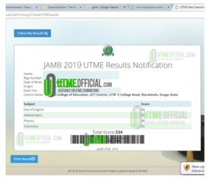 BEST JAMB 2021 Answer Runs Website /JAMB CBT 2021 Expos Site
