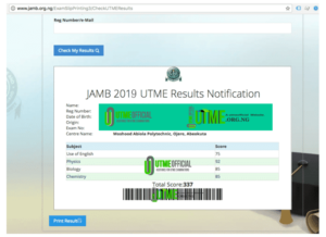 Latest Expo QUESTIONS and ANSWERS For 2021/2022 JAMB CBT